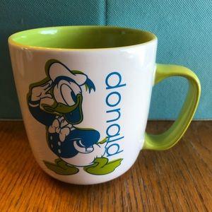 Disney Donald Duck coffee mug